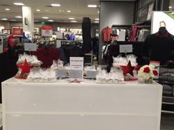 Customer Appreciation Table