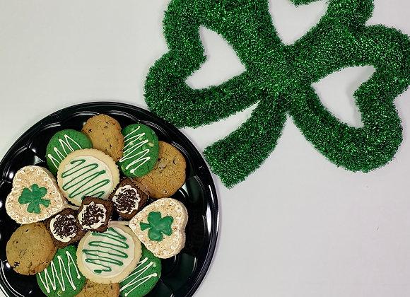 St. Patrick's Day Tray