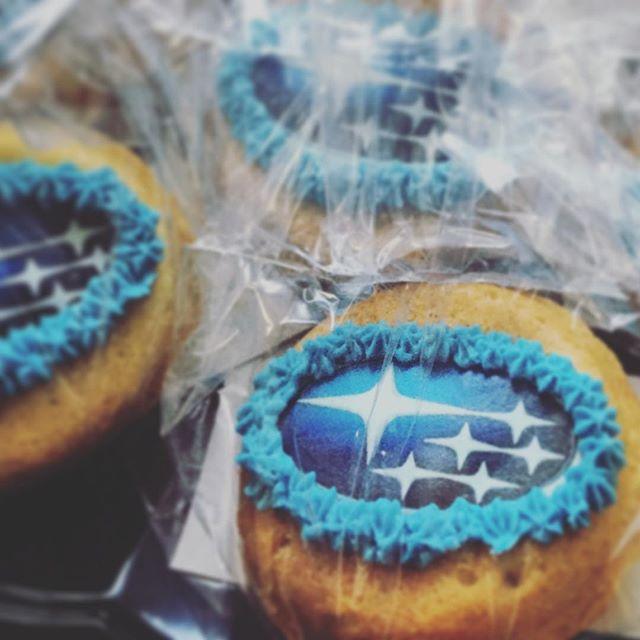 Subaru Sugar Cookies
