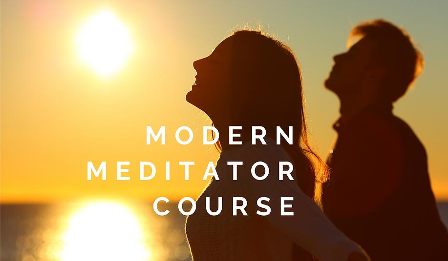 School of Self-Awareness Modern Meditators Course
