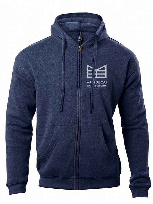 Mordecai Reading Hoodie Bundle