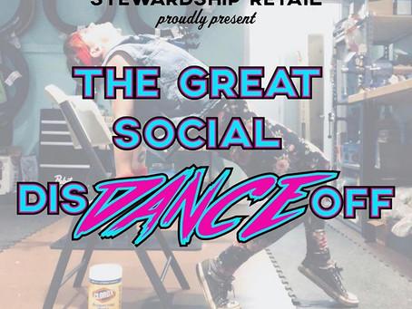 The Great Social DisDANCE Off