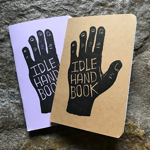 The Idle Hand Book