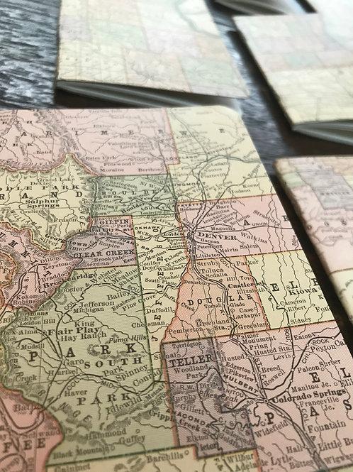 Vintage Atlas Booklets