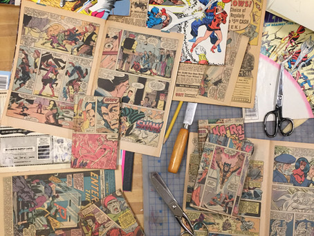 What have you DONE?! Comic|Book Journals explained.