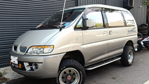 A bit about us, Taiwan, and the L400 Delica Space Gear