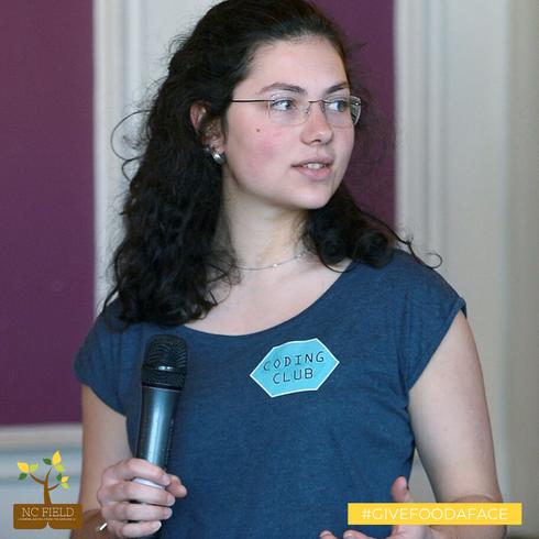 Claudia Meca van Den Berg