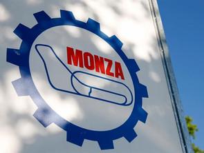 Do azar à Glória em Monza!