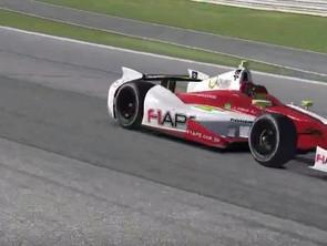 Indycar: A emoção de uma relargada na penúltima volta!