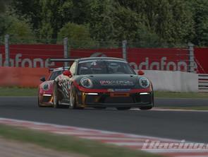 F1APS Racing Team na última etapa e-Sports Porsche Carrera Cup Brasil 2019.