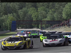 Noite de gala na Master Of Track em Spa Francorchamps - Categoria A