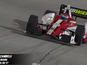 F1APS Sobrevive e fatura primeiro pódio na IndyCar Series