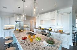 Andino White Granite Brazil Kitchen
