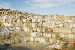 Travertine Quarry