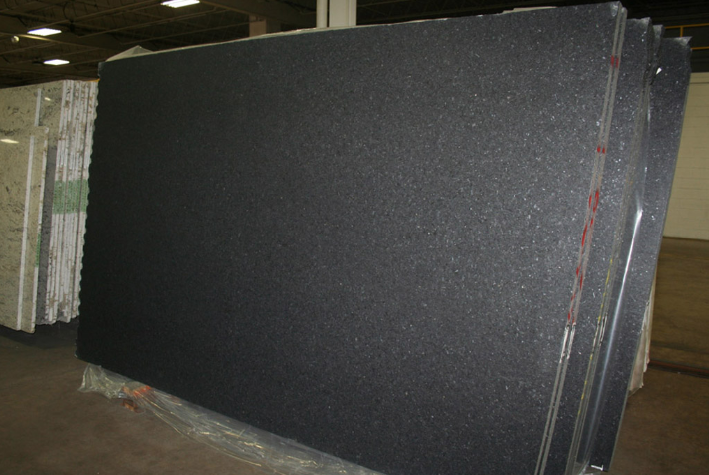 Cambrian Black Granite Slab