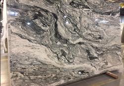 Silver Cloud Granite Slab