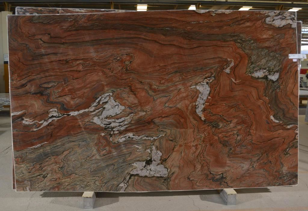 Red Tempest Quartzite