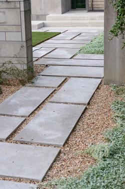 Modern Stone Pavers