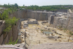 Quarry in South Dakota, USA