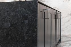 Saint Henry Black Granite
