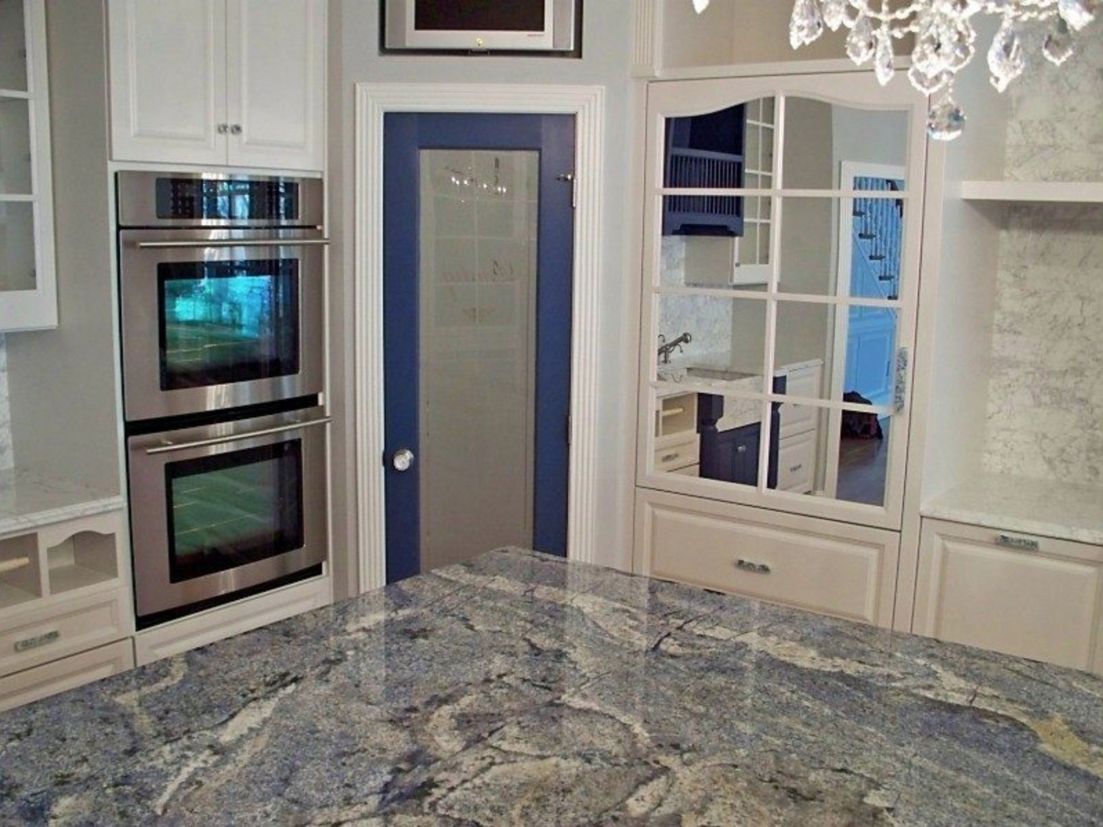 Blue Bahia Granite