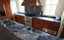 Blue Sodalite Granite