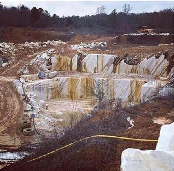 Alabama White Marble