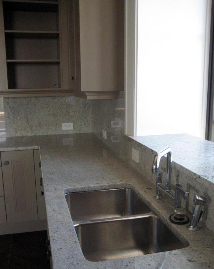 Cashmere White Granite