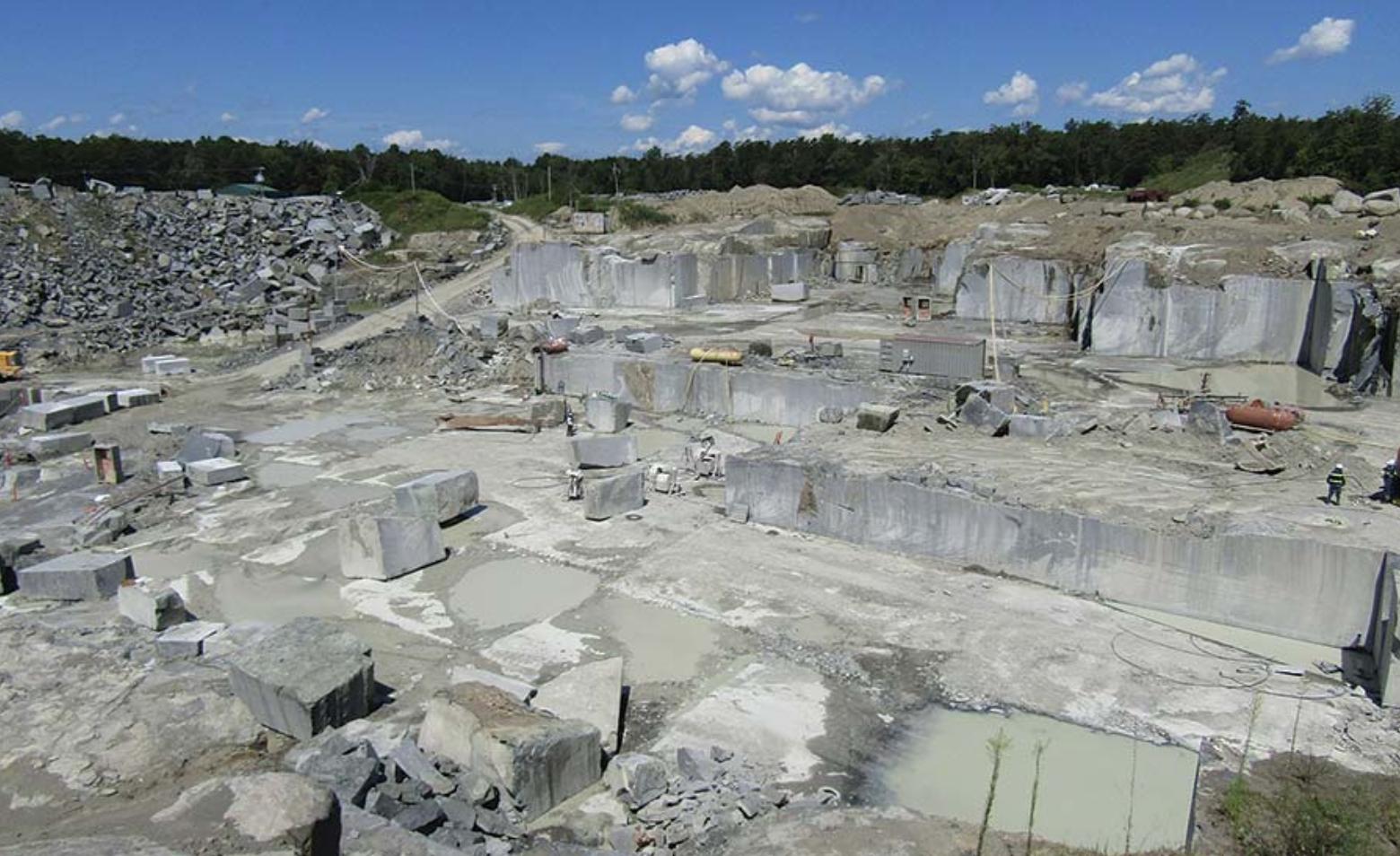 Virginia Mist Quarry