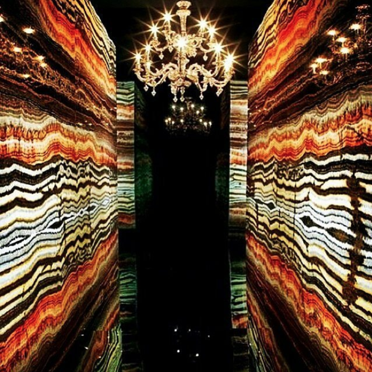 Onyx Hallway