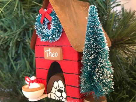Help! My Dog ate my Ornament!!!