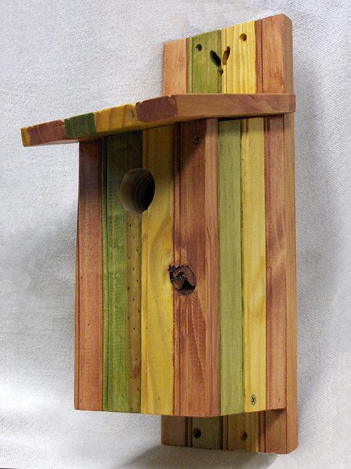 Bluebird or Swallow Birdhouse