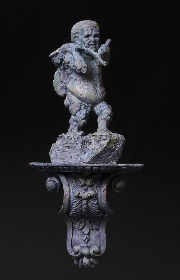 Michel-Levy-sculpteur-voyageur-sur-plexi