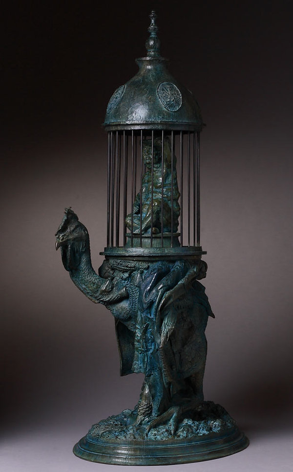 Michel-Levy-sculpture-poulet-cage.jpg