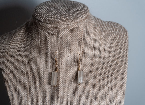 Rekindled Bead Earrings