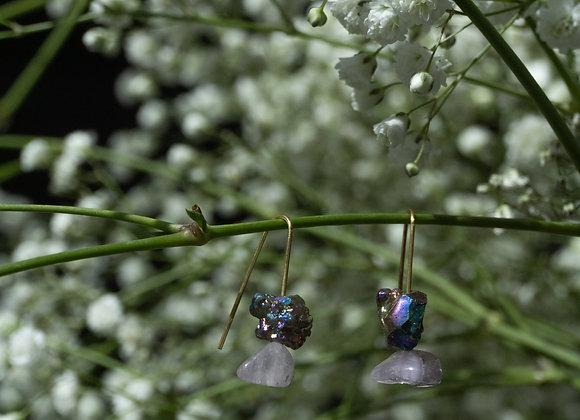 Falak Spear Earrings