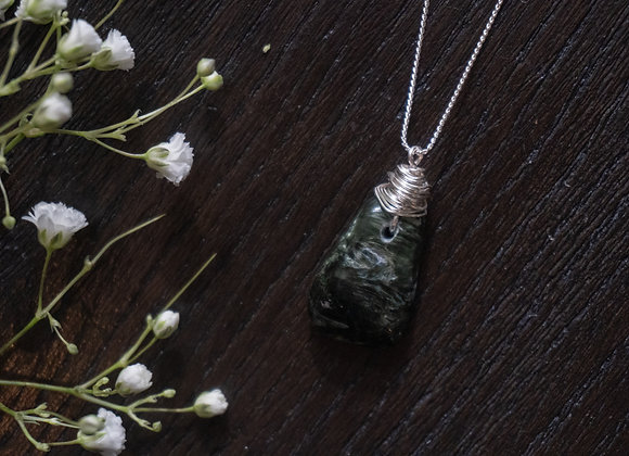 Seraphinite Necklace