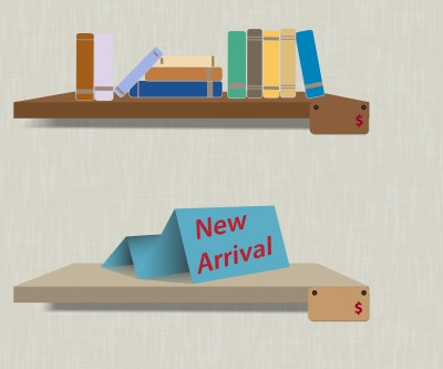 Why few self-published books make it into national book shop chains