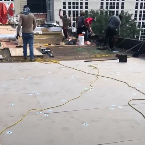 Flat Roof Demolition