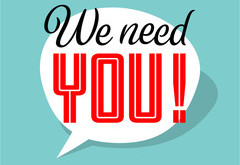 Please help us. Everyone, every age.. We need you!