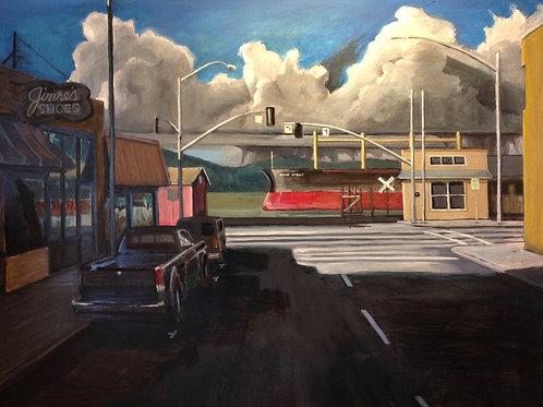 Shipping Lane, Astoria