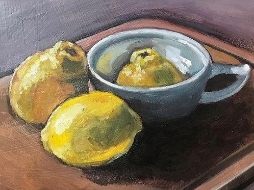 Two and a Half Lemons