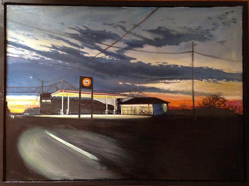 76 Sunset, Astoria