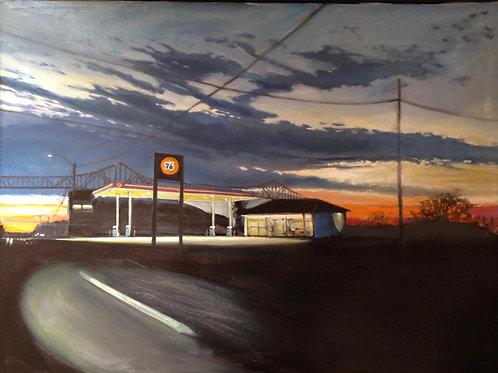 '76 Sunset, Astoria