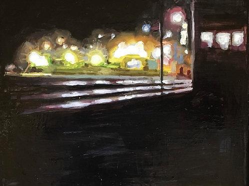 Night Glow, Astoria