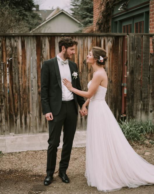 Dominik + Jecka Wedding