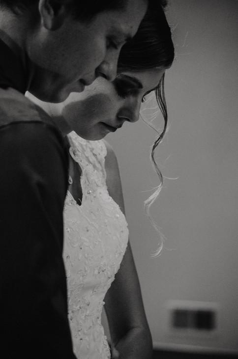 Dustin + Rebecca Wedding