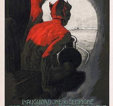 1906. Milan accueille sa première Exposition universelle