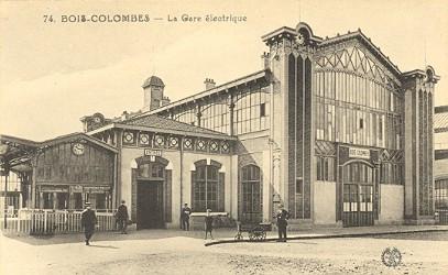 Bois-Colombes 1837-1937 : un siècle d'histoire ferroviaire et d'urbanisation
