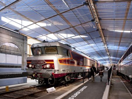 Nouveau départ à la Cité du Train : les Quais de l'Histoire